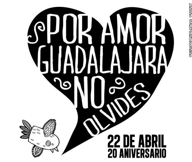Por amor a Guadalajara... no olvides.